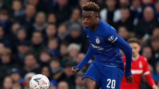 Callum Hudson-Odoi signs new five-year deal