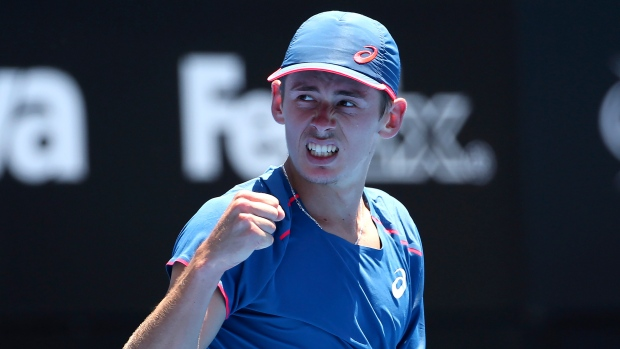De Minaur Claims Maiden Title After Two Hometown Wins In One Day
