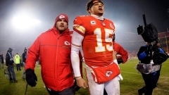 Mahomes leads Chiefs to doorstep of playing in Super Bowl Article Image 0