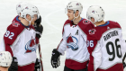 Landeskog, MacKinnon and Rantanen