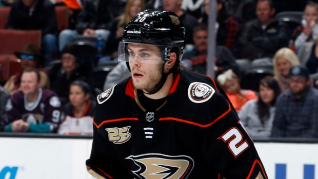 Ducks continue makeover, trade Pontus Aberg to Wild