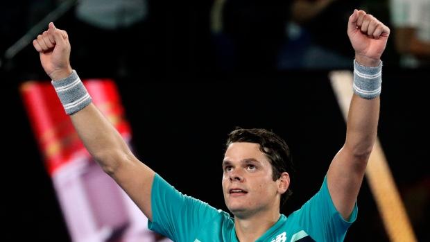 Wang, Giorgi advance quickly at Australian Open