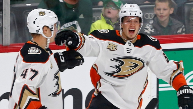 Re-tooled Ducks Snap 12-game Skid