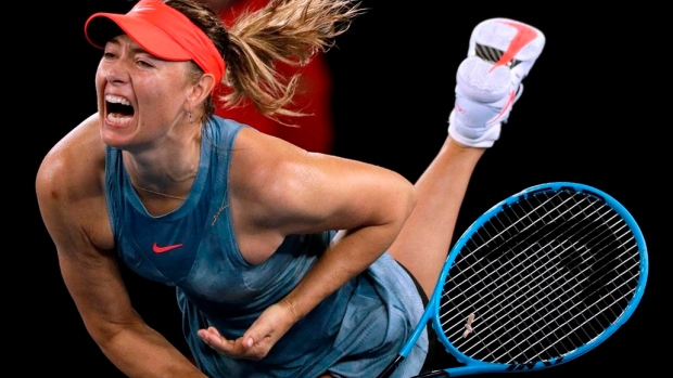 Defending champ gone: Sharapova ousts Wozniacki in Australia Article Image 0