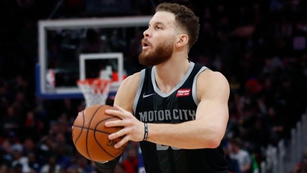 online retailer aa360 b6a9b Pistons hold on to beat Heat; Drummond leaves injured - TSN.ca