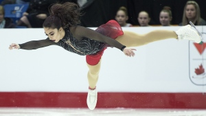 Nguyen, Daleman headline Canada's figure skating team competing in Osaka