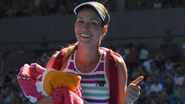 Australian Open - Danielle Collins destroys Angelique Kerber in enormous upset