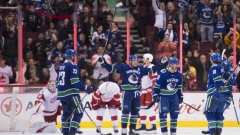 Pettersson leads Canucks to 3-2 win over Red Wings in return from injury Article Image 0