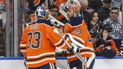 Oilers sign goalie Mikko Koskinen to three-year contract extension Article Image 0