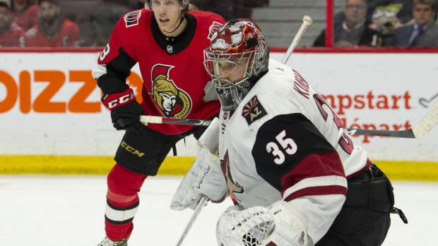 My Cousin Vinnie. Coyotes' Top Line Stepan It Up With Win Over Sens