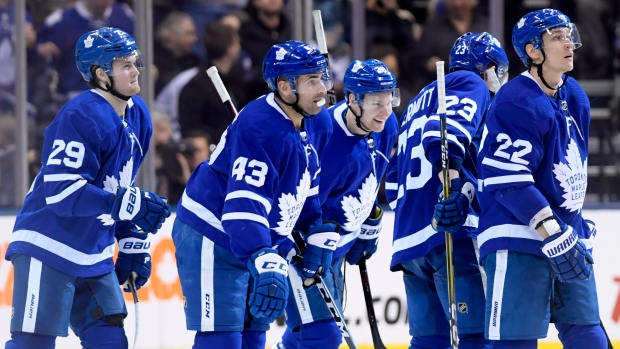 89c8ce6934f Kadri s hat trick leads Maple Leafs over Capitals - TSN.ca