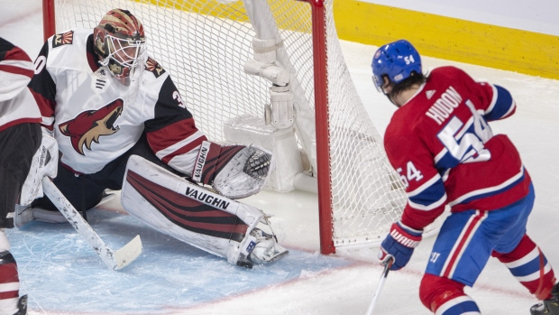 Montreal Canadiens sign winger Charles Hudon to a one-year contract - TSN.ca