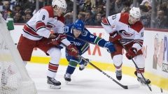 Teravainen's three points lift Hurricanes to 5-2 win over Canucks Article Image 0