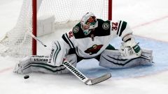 Wild give backup goalie Stalock 3-year contract extension Article Image 0