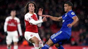 Guendouzi joins Marseille on loan from Arsenal