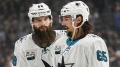 Brent Burns Erik Karlsson