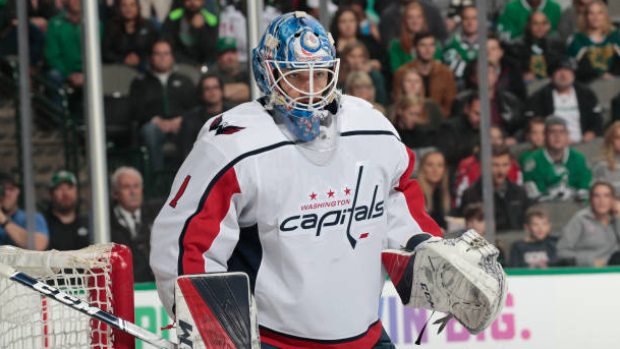9440e71caca Capitals sign G Copley to three-year extension - TSN.ca