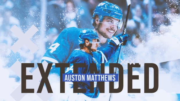 Auston Matthews Extension