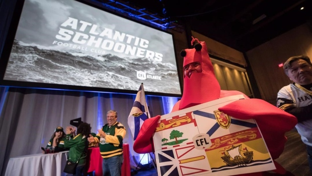 Atlantic Schooners could begin their CFL tenure playing in Moncton Article Image 0