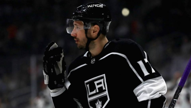 Wild's 4-game road trip ends with 3-1 loss to Kings