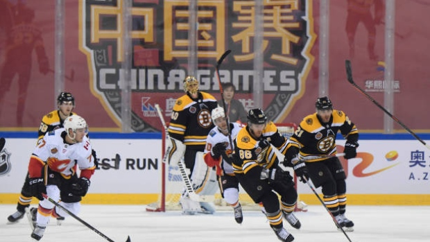 NHL in China, 2018