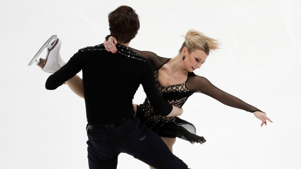 Kirsten Moore-Towers Michael Marinaro