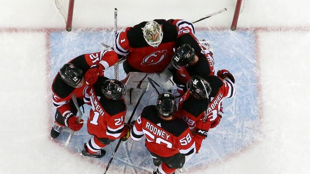 d64a023fb New Jersey Devils celebrate