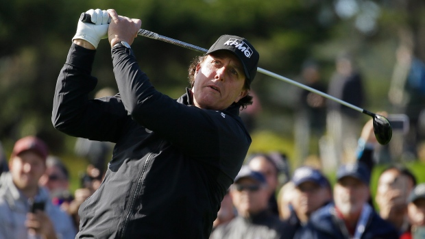 Mickelson takes Major lift from fifth 'Pebble' title after vintage show
