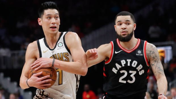 e7b9abe9052 Lin could have immediate impact in VanVleet's absence - TSN.ca
