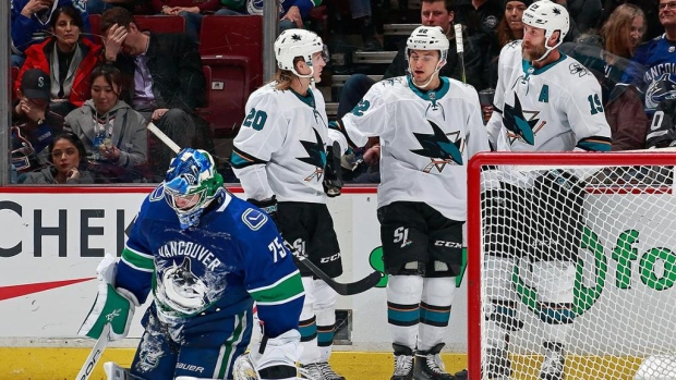 c64f1a50e Five Takeaways  Canucks vs Sharks - TSN.ca