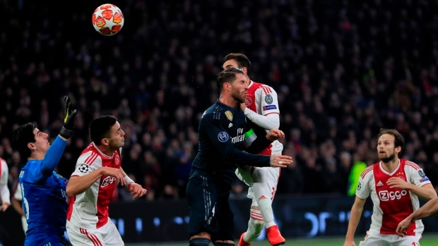Substitute Asensio strikes late, Real Madrid beats Ajax 2-1 Article Image 0