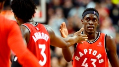 Siakam, Anunoby lead Raptors past Wizards with Leonard watching from bench Article Image 0