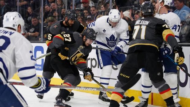 Leafs Feel Better Prepared For Crazy Vegas Atmosphere Tsn Ca