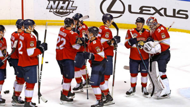 size 40 bb5e5 db2c0 Trocheck's SO goal lifts Panthers over Flames - TSN.ca