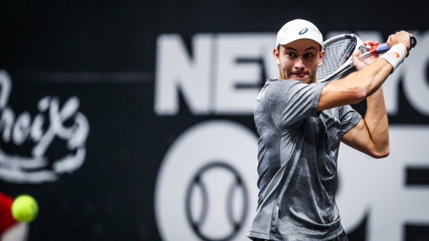 Canadian Brayden Schnur's run at New York Open falls one win short