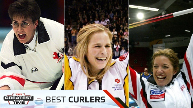 TSN to reveal Canada's greatest curlers during this year's Scotties and Brier