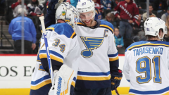 Jake Allen, Alex Pietrangelo