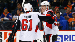 Mark Stone and Matt Duchene