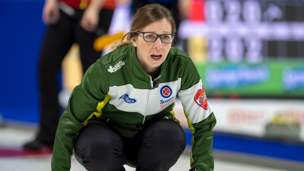 NO's McCarville always in the hunt at the Scotties despite light tour schedule