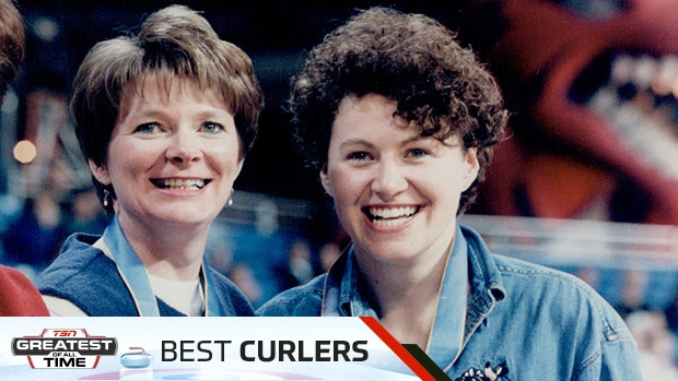 Canada's Greatest Curlers: Olympic champion Betker earns nod as top third