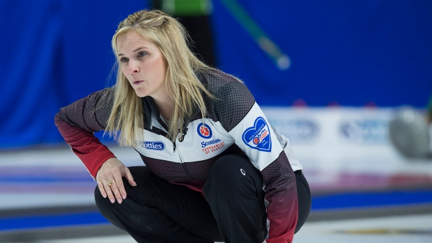 Canada's Jones will not make playoffs at Scotties