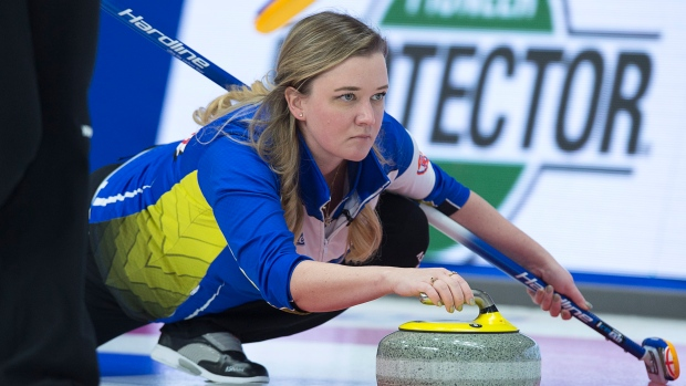 3ee0a5a05087 Alberta s Carey takes top seed in Scotties playoffs - TSN.ca