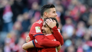 Martinez to leave Bayern after nine years