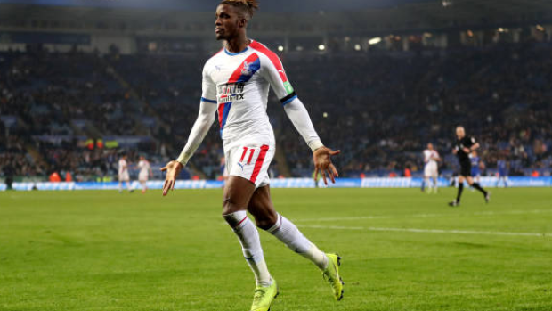 Wilfried Zaha refuses to rule out Arsenal transfer