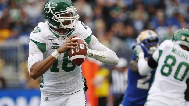 Toronto Argonauts sign Canadian quarterback Brandon Bridge to one-year deal Article Image 0