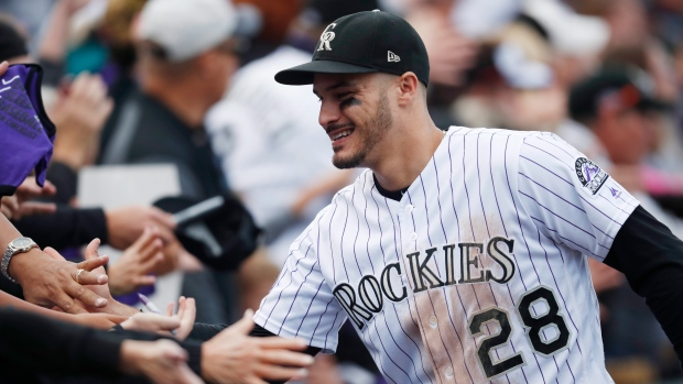 Nolan Arenado feels 'disrespected' by Rockies
