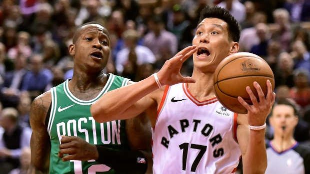 Lin inks pact to play in China with Beijing Ducks