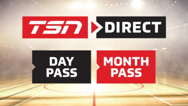TSN Direct and RDS Direct's $4 99 Day Pass Subscriptions Available