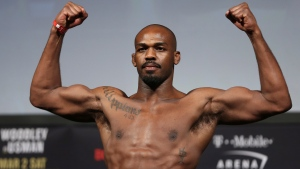 Jones arrested on domestic violence charge in Las Vegas