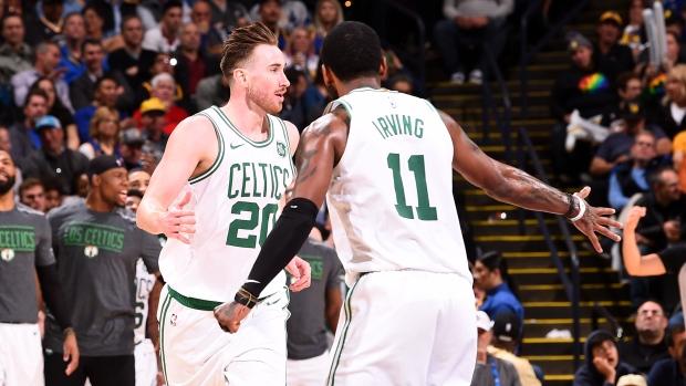 004b670129f Hayward leads Celtics to victory over Warriors - TSN.ca